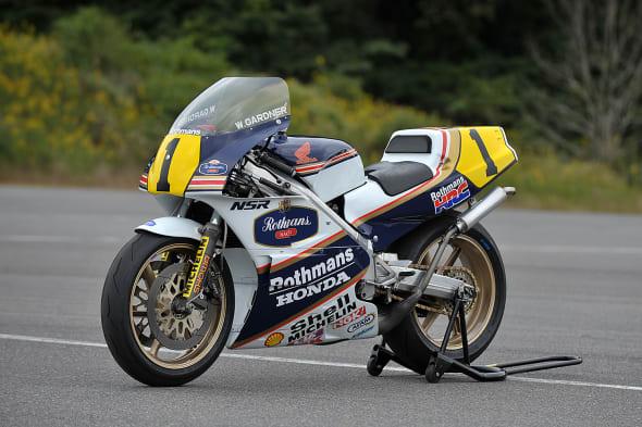 Honda Collection Hall bike NSR500