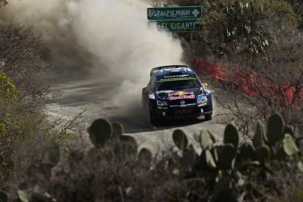Volkswagen WRC 2015 Mexico