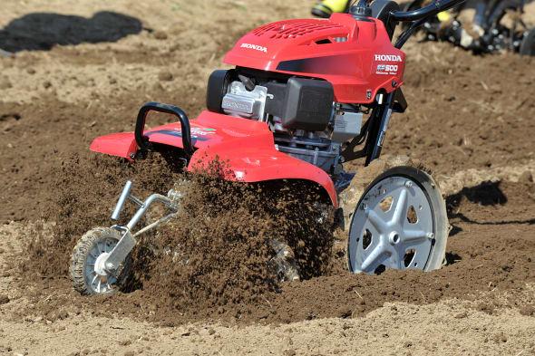 HONDA agricultural machine
