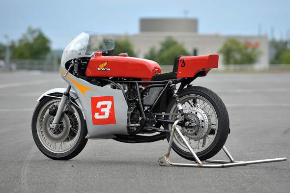 Honda Collection Hall bike CB500R