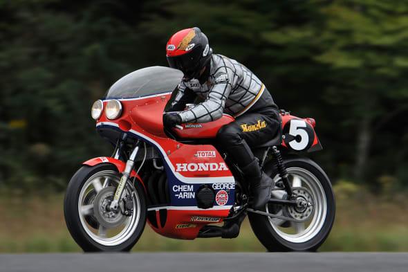 Honda Collection Hall bike RCB1000