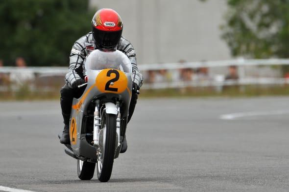 Honda Collection Hall Bike RC181