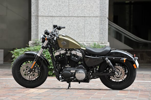 HALEY-DAVIDSON FORTY-EIGHT