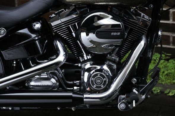Harley-Davidson 2016 FXSB