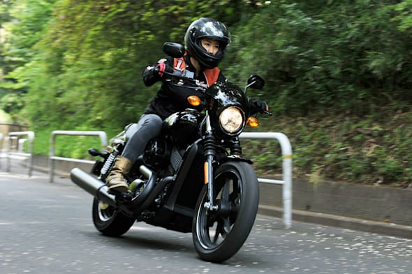 Harley-Davidson License