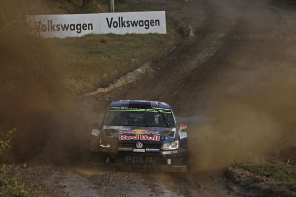 Jari-Matti Latvala (FIN), Miikka Anttila (FIN)Volkswagen Polo R WRC (2015)WRC Rally Argentina 2015