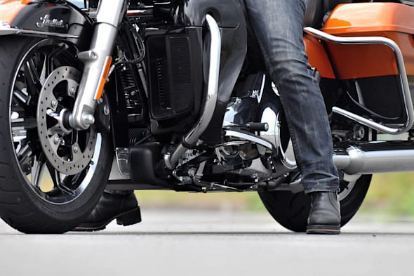 H-D ELECTRA GLIDE ULTRA CLASSIC LOW
