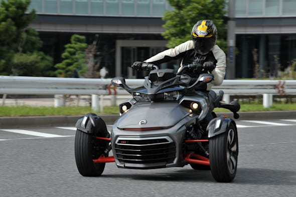 Can-Am Spyder F3