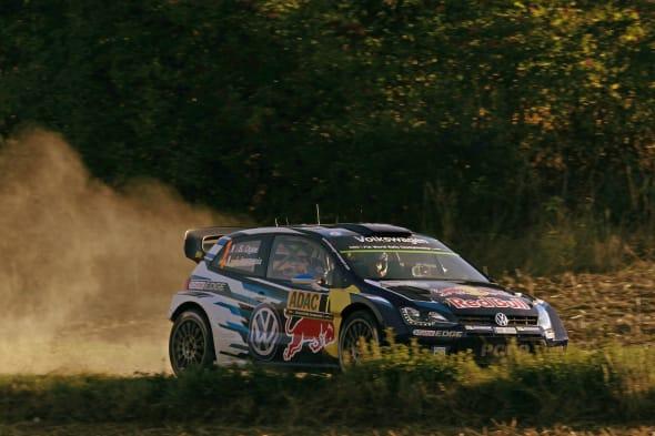 Sébastien Ogier (F), Julien Ingrassia (F)Volkswagen Polo R WRC (2015)WRC Rally Germany 2015