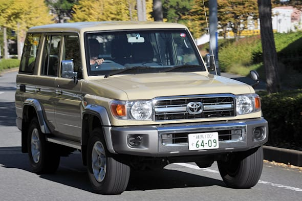 TOYOTA LAND CRUISER70