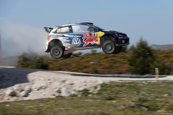 Andreas Mikkelsen (NOR), Ola Fløene (NOR)Volkswagen Polo R WRC (2015)WRC Rally Portugal 2015