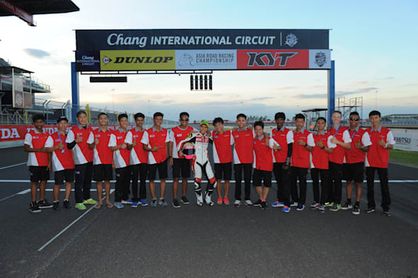 ASIA ROAD RACING CHAMPIONSHIP 2015