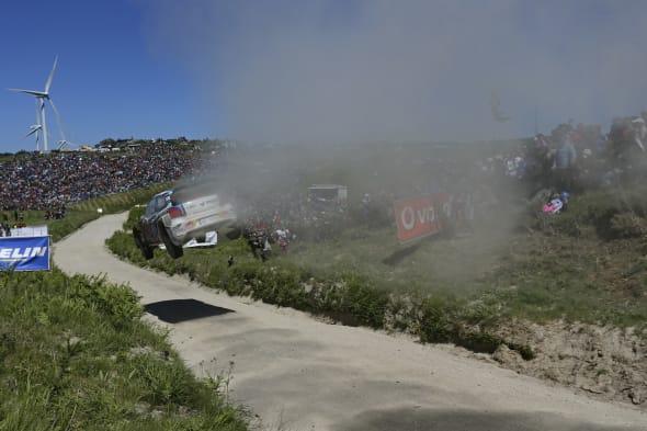 Sébastien Ogier (F), Julien Ingrassia (F)Volkswagen Polo R WRC (2015)WRC Rally Portugal 2015