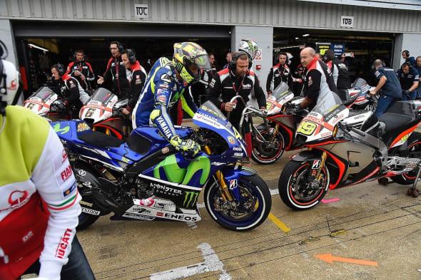 MotoGP SILVERSTONE F