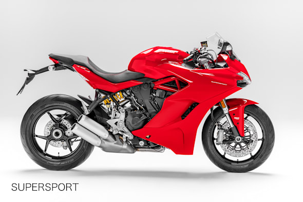 DUCATI  2017 SUPERSPORT