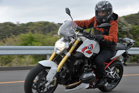 BMW Motorrad 2016 R1200R