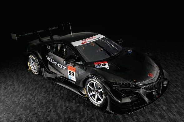 SUPER GT GT500 NSX-GT