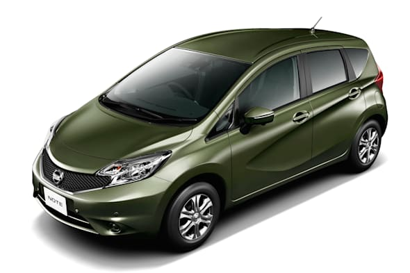 NISSAN NOTE Nov 2015