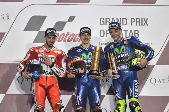 motogp2017 qatar Race