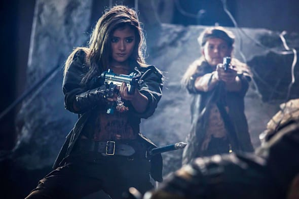 Rola stars as Cobalt in Screen Gems' RESIDENT EVIL: THE FINAL CHAPTER.