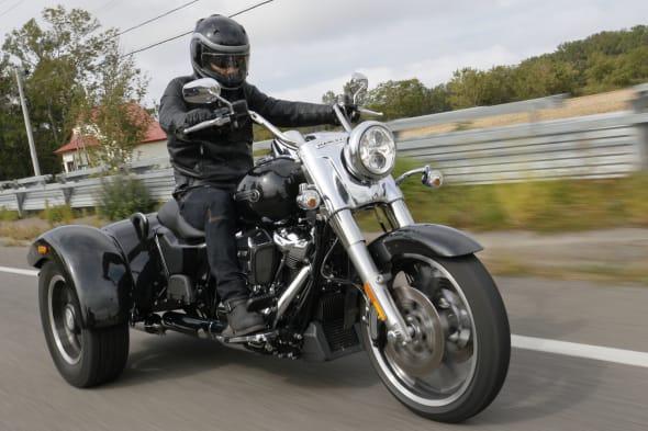 Harley Davidson milwaukeeeight Hokkaido