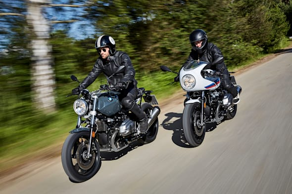 BMW BMW Motorrad 2017 R nineT Racer & R nineT Pure