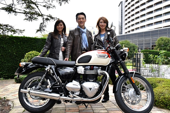 2017 Triumphmotorcycles T100 & Street Cup