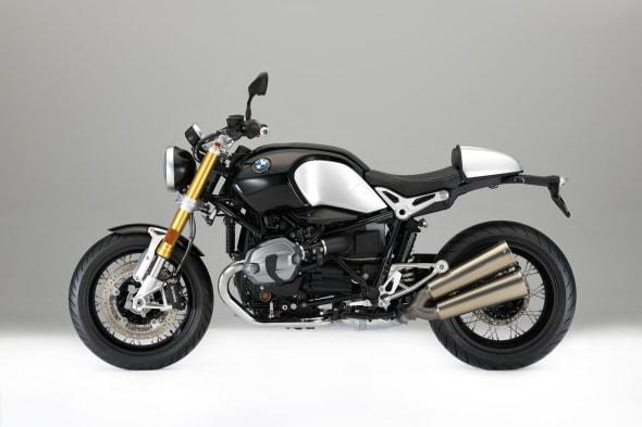 BMW Motored R nine T