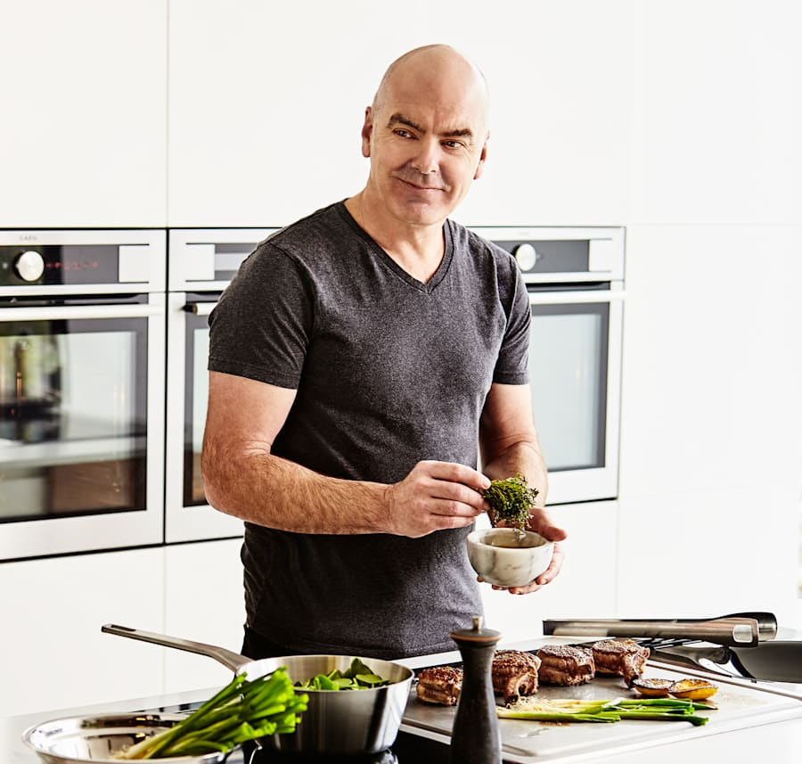 Award winning chef Mark Best is the owner of Pei Modern in Sydney and