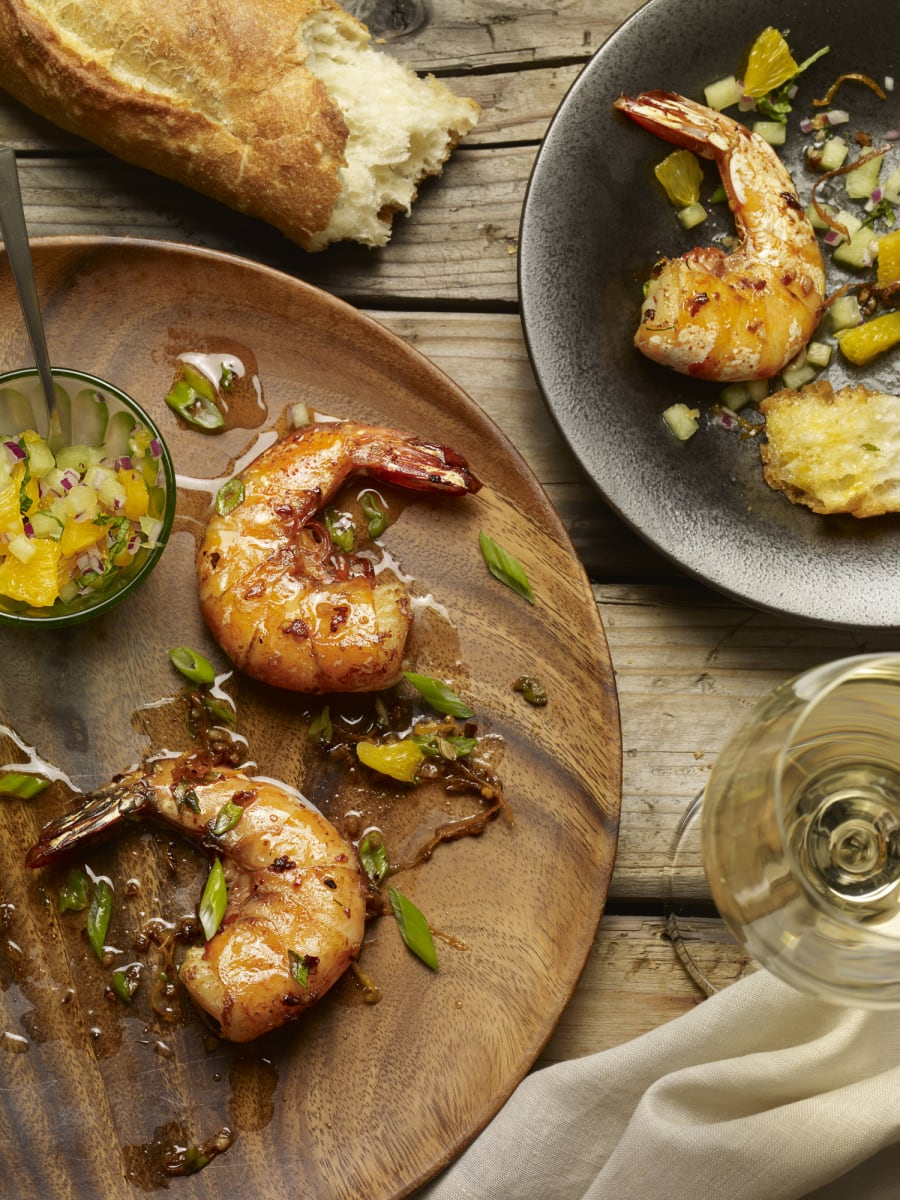 Australian Sauvignon Blanc is created with food in