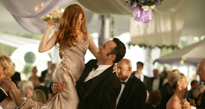 wedding crashers, wedding crashers 2, sequel, isla fisher, vince vaughn