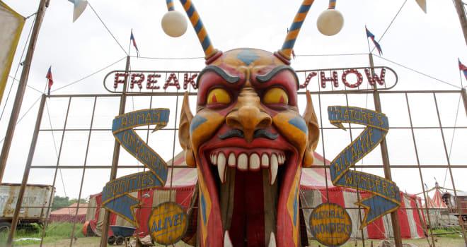 American Horror Story, American Horror Story: Freak Show, Freak Show, FX