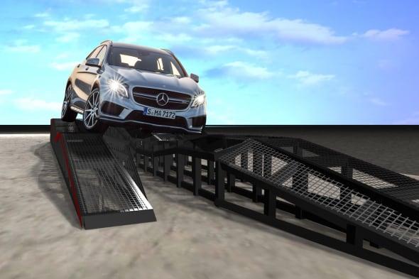 Mercedes-Benz Connection NEXTDOOR