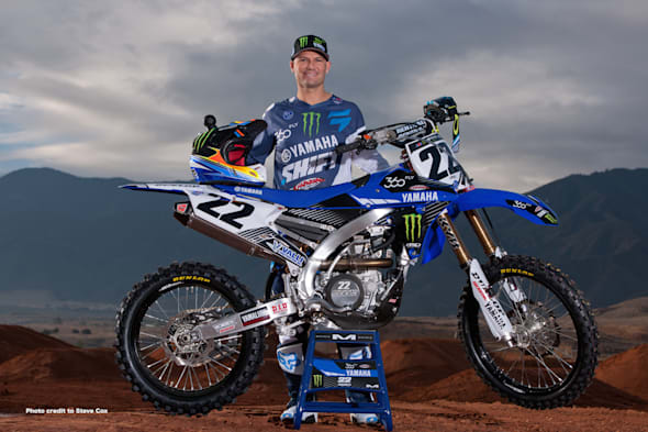 YAMAHA FACTORY RACING TEAM SUPERCROSS