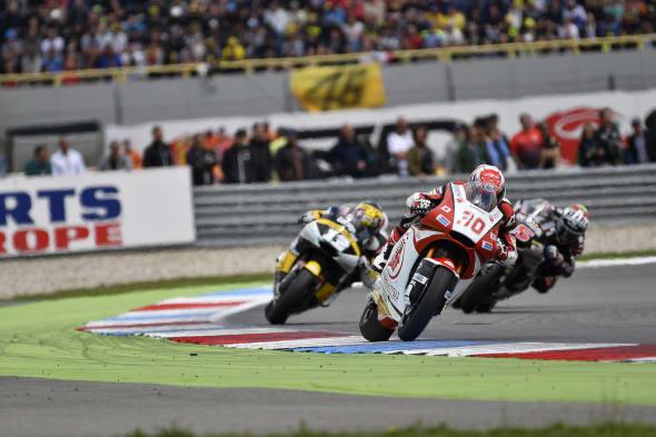 Moto2 Assen TT 2016