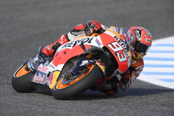 MotoGP2016 Márquez HRC