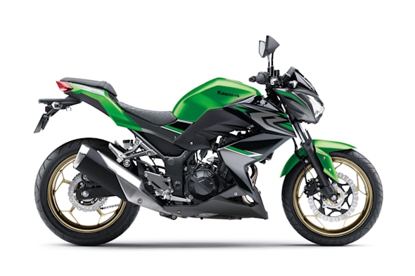 KAWASAKI 2017  Z250 ABS Special Edition