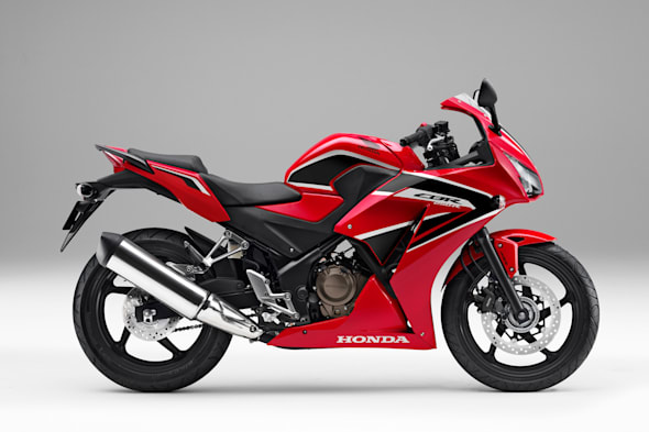 Honda 2017 CBR250R CB250F