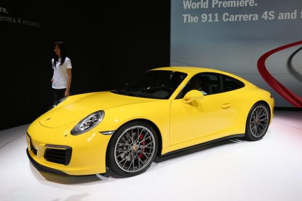 TMS2015 porsche 911 carera 4S
