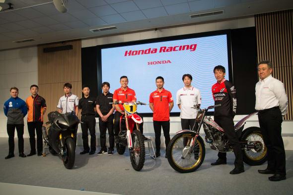 Honda Motorsports 2017
