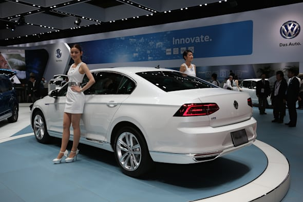 TMS2015 Volkswagen Passat GTE