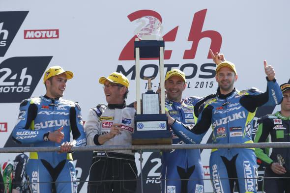 SUZUKI  Le Mans24 2015