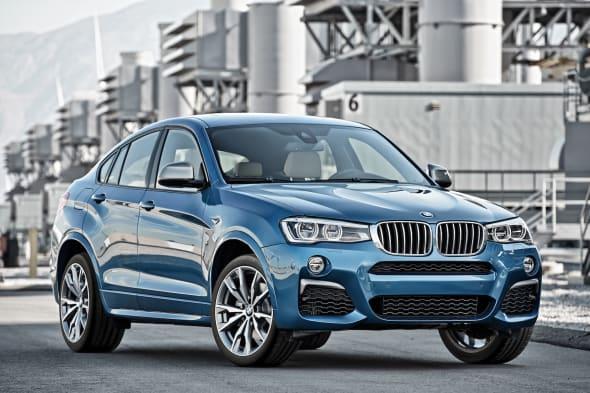 BMW X4 M40i Jan,2016