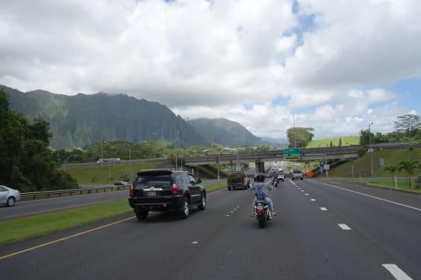 Hawaii touring