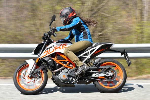 KTM 2017 390DUKE