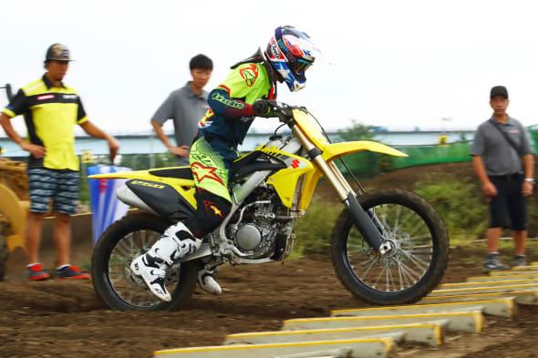SUZUKI 2017 RM-Z250&450