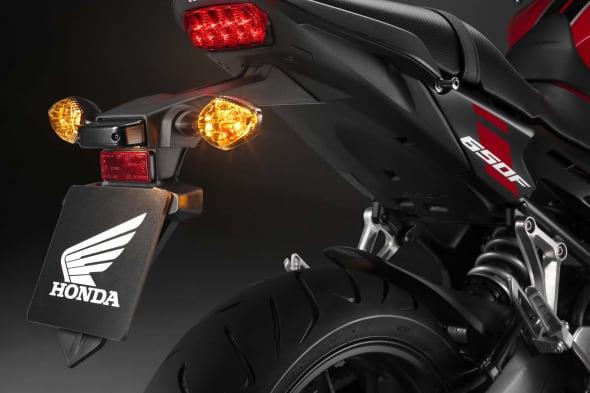 Honda 2017  CBR650F & CB650F