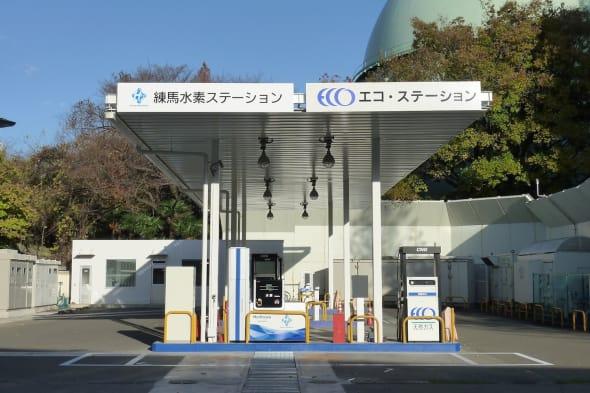 hydrogen-filling station