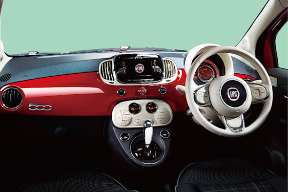Fiat 500 jan,2016