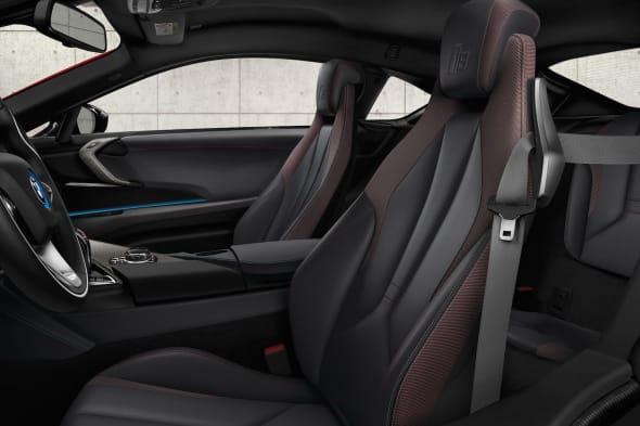 "BMW i8 Celebration Edition""Protonic Red"""